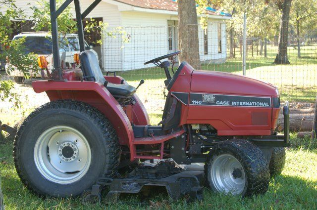 Case Lawn Mowers : Case international mytractorforum the