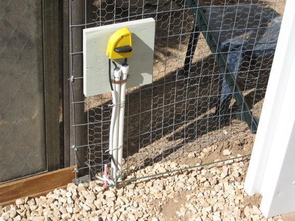 Garden Protector Electric Fence Kit for Gardens