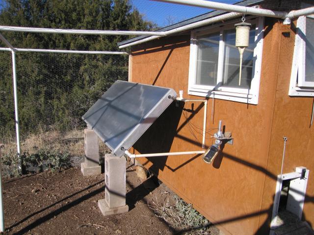 Outside solar