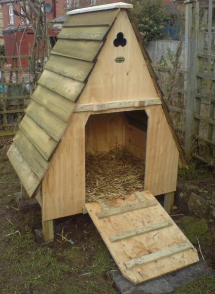 Duck house plans free