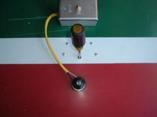 Seting Thermostat Switch