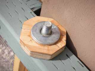 Threaded Knob