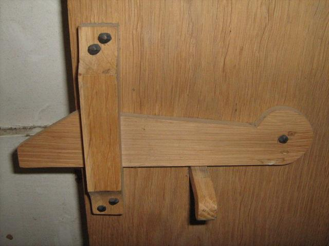 Need Advise For Door Latch Closer Knob BackYard Chickens
