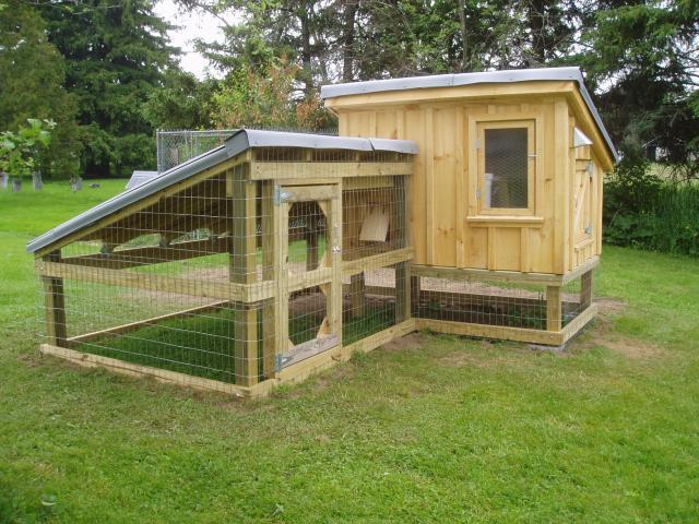 Backyard Chickens Coop : Monks Chicken Coop BackYard Chickens Community