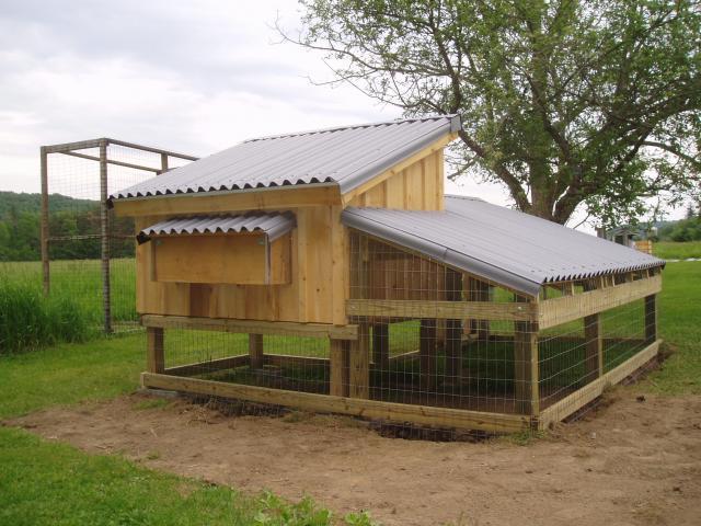 monk 39 s chicken coop backyard chickens community
