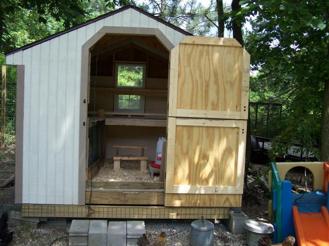 10x10 Shed Conversion Suggestions Plz Backyard Chickens