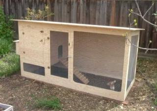 Sunnychickens Dutch Hen House Chicken Coop