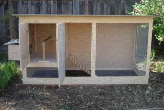 Ideas Open Air Chicken Coop Plans Small Blog