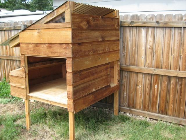 Small chicken coop inside for Small chicken coop plans and designs ideas