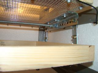 Egg Tray Mounting