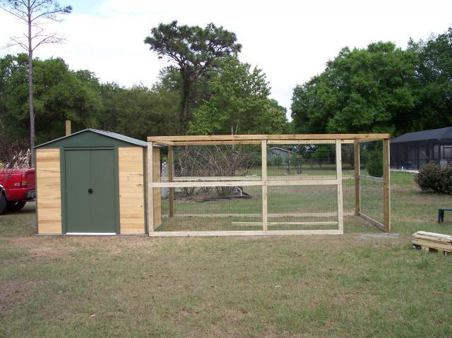Our Garden Shed Chicken Coop Backyard Chickens Community