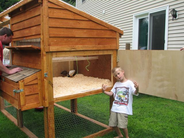 small hen house designs