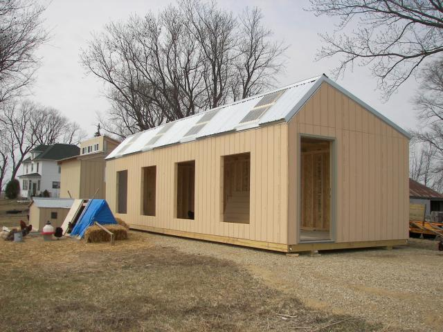 Pheasant brooder house plans - House design plans