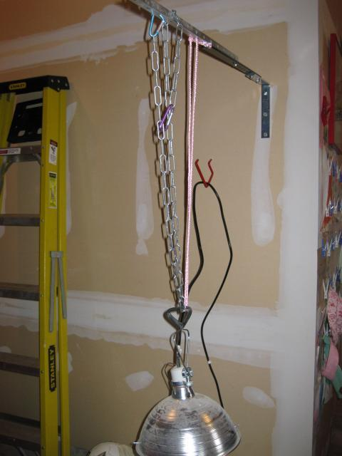 Brooder Heat Lamp Safety Reminder Show Us Your Safe Set Up