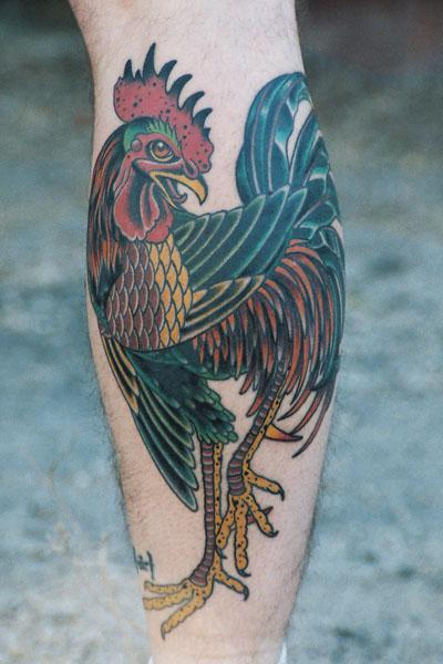 Would You Get A Chicken Tattoo Backyard Chickens Learn How To Raise Chickens