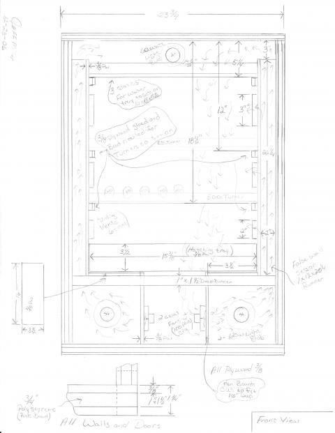 need plans for a cabinet incubator | BackYard Chickens
