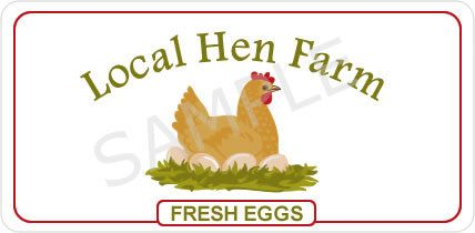 Egg carton labels backyard chickens community for Egg carton labels template