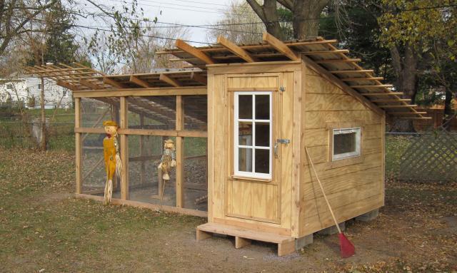Barn Sash Backyard Chickens