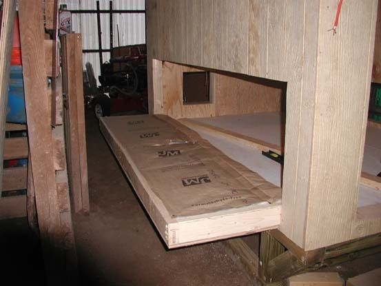 Nest Box Insulation