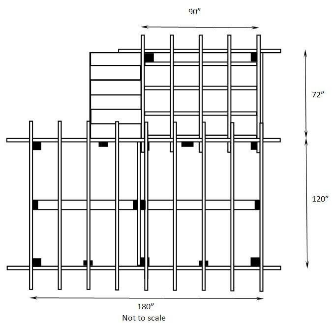 Mina 4x4 chicken coop plan for Duck hutch plans