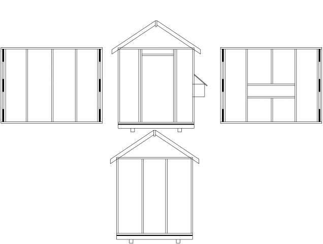 Get chicken coop plans with cupola hen ternak for Cupola plans free