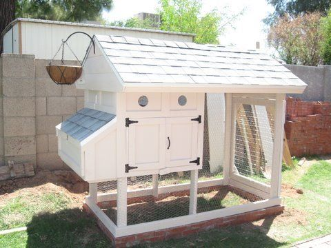 Josh tiff 39 s chicken coop backyard chickens community - Como hacer un gallinero ...