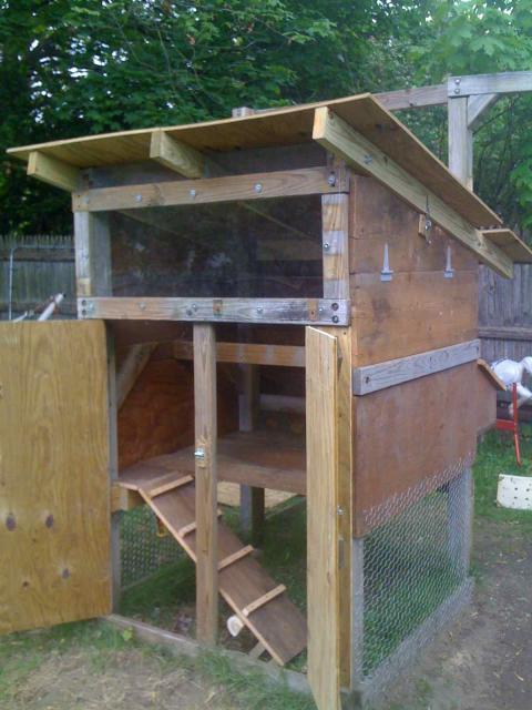 gregc backyardchickens 39 s chicken coop backyard chickens community