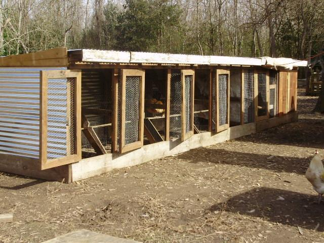 Repurposed recycled materials stories and ideas for Breeding kennel designs