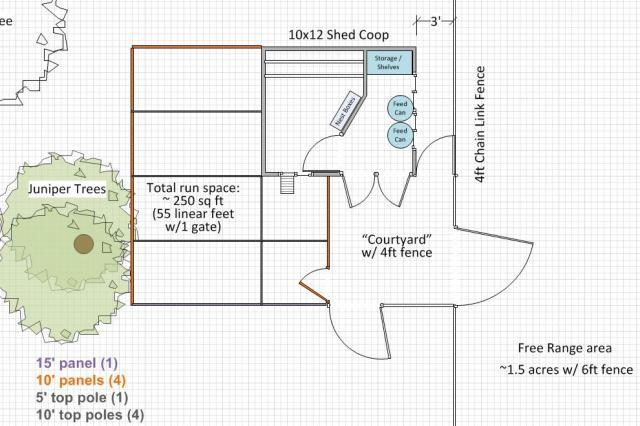 Shed coop and dog kennel run updated pics Dog kennel layouts