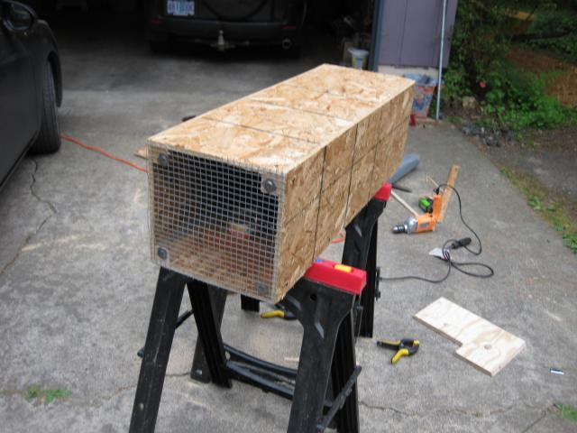 rabbit trap plans furthermore how to make a basic snare trap with