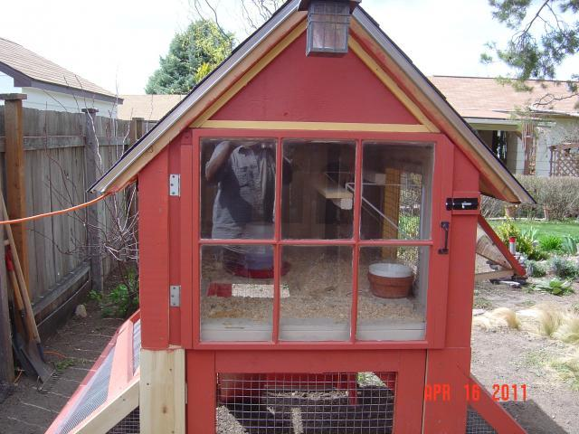 ourfancylittlechickencoop  BackYard Chickens Community
