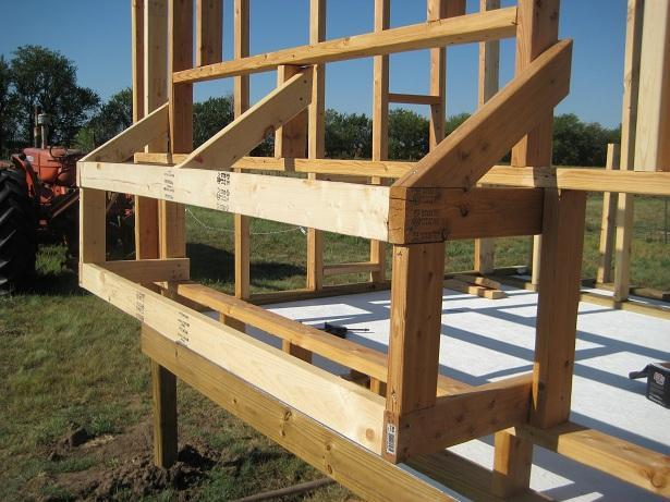 how to build a nesting box for rabbits dimensions