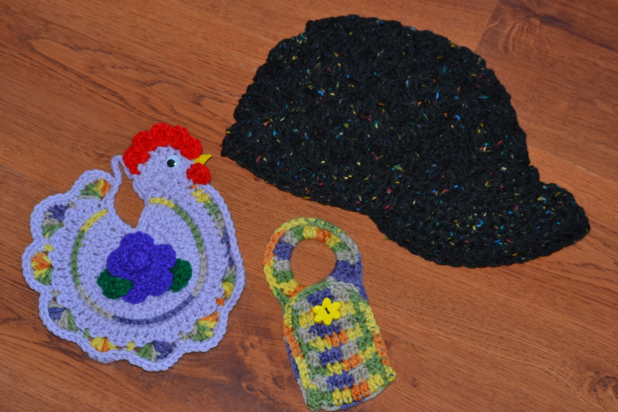 Crochet Grab Bag Pattern : CROCHET