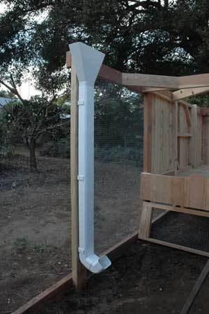 Trough feeders vs mason jar feeders for Homemade deer feeders pvc pipe