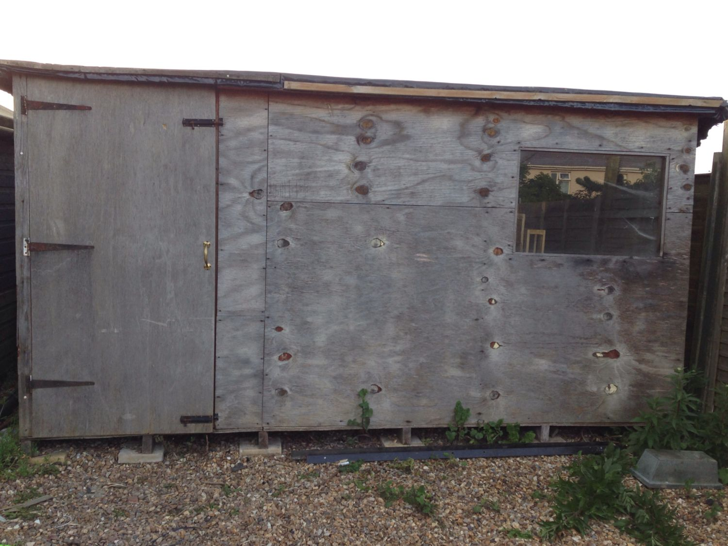 Self Buit Coop Shed Conversion Backyard Chickens Community