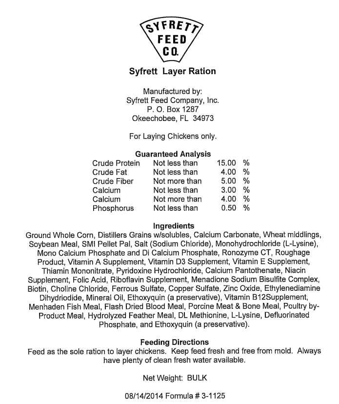 littlequail21's photos in New local layer ration Analysis/ingredients are listed...is it good?