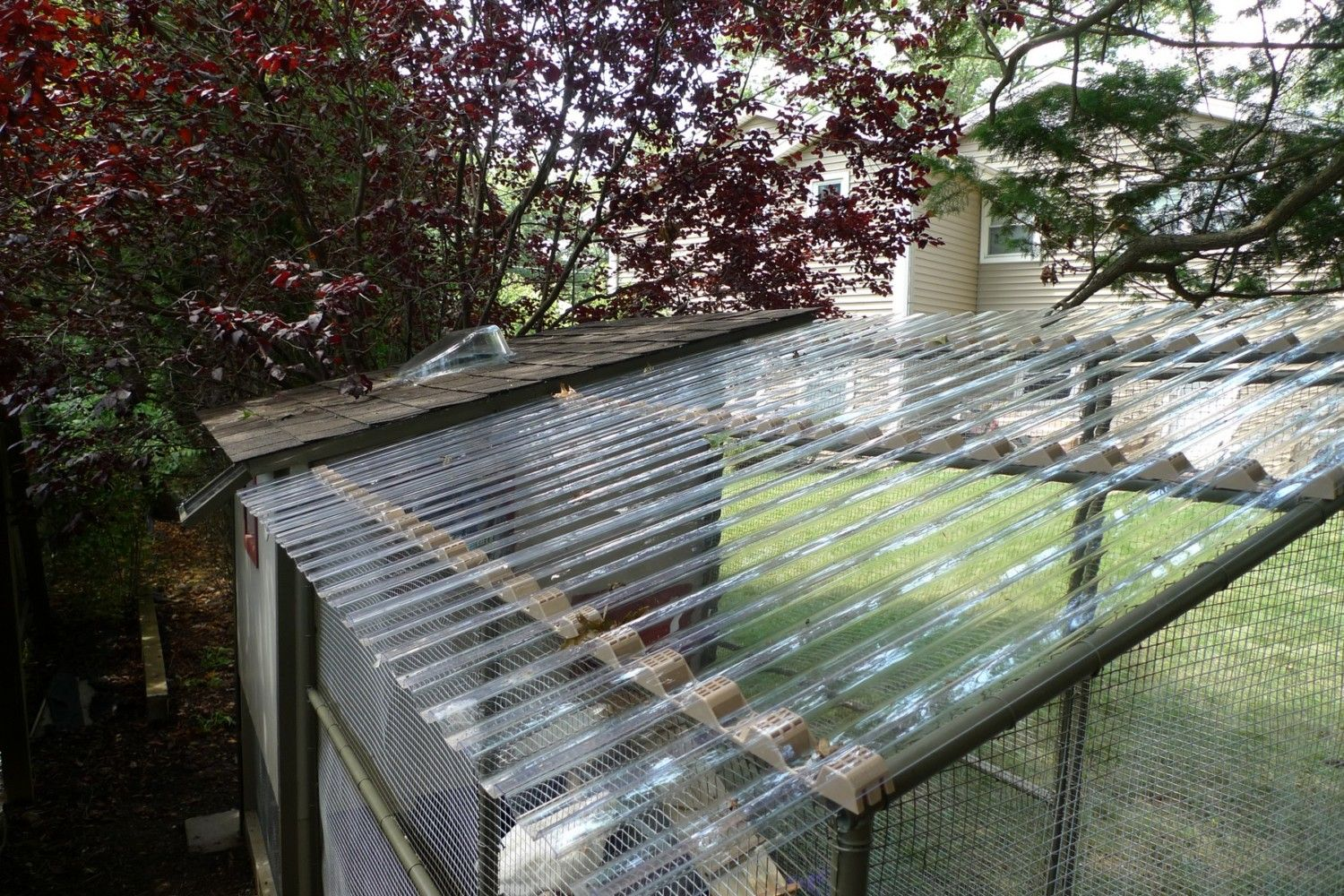 Metal Roof Pitch