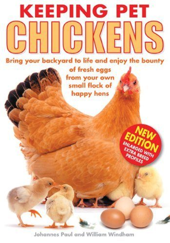 Very helpful book, with all sorts of content and a section devoted to chicken breeds!