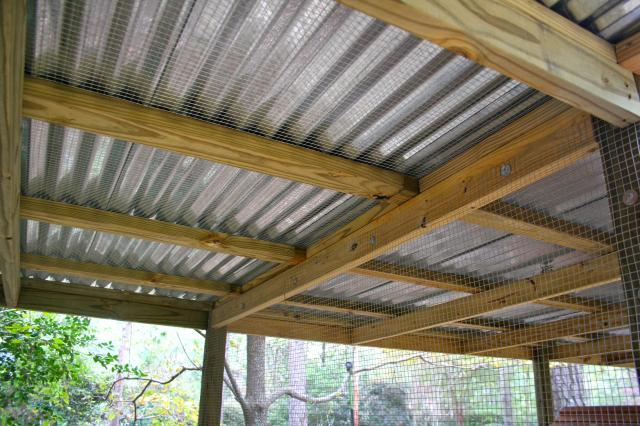 I Want A Tin Roof Ceiling But Small Cabin Forum