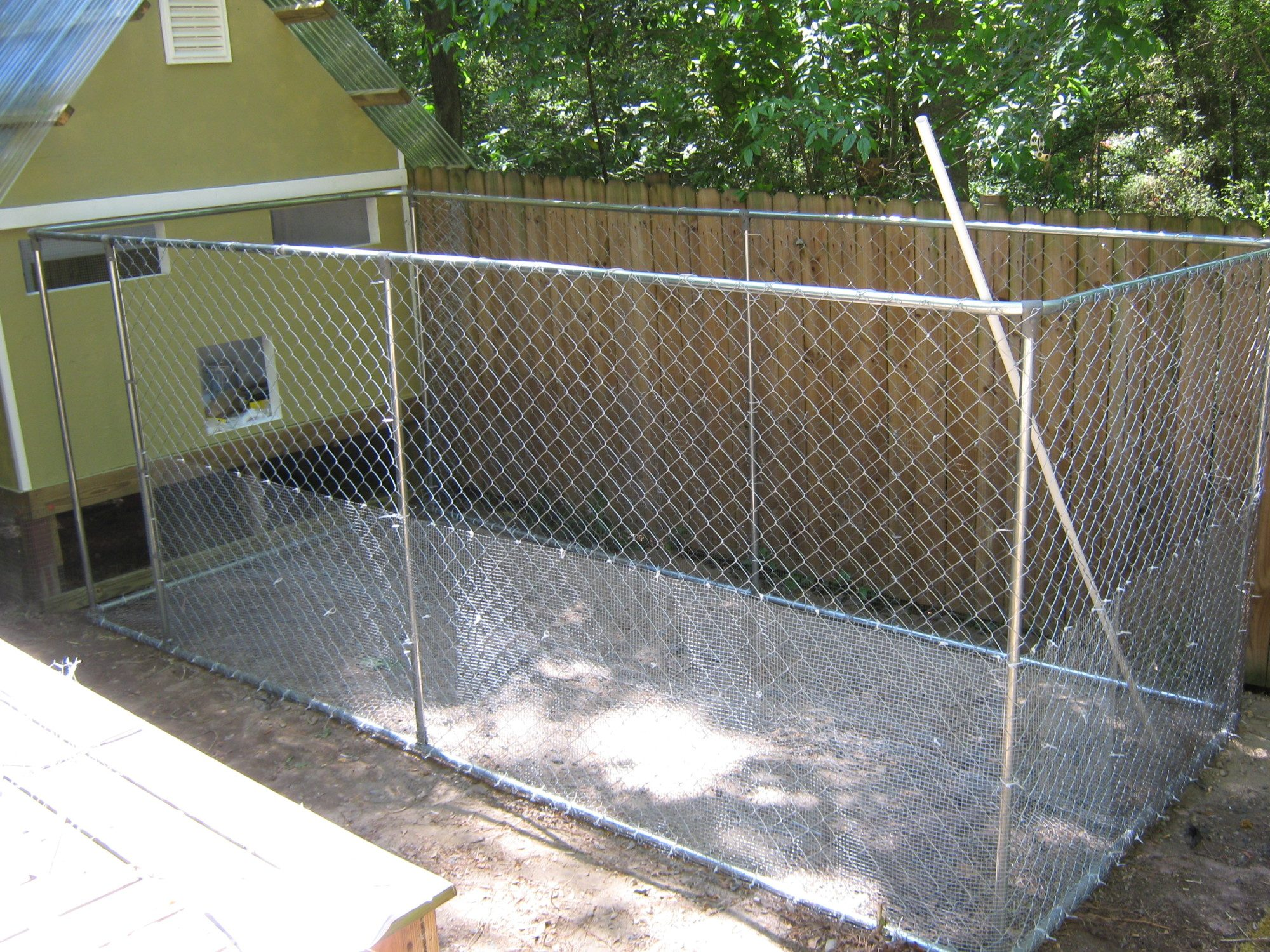 Hardware Cloth vs. Rabbit Cage Fencing | BackYard Chickens