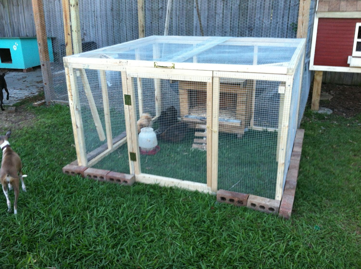 my new silkie coop my hubbies ingenious design backyard chickens