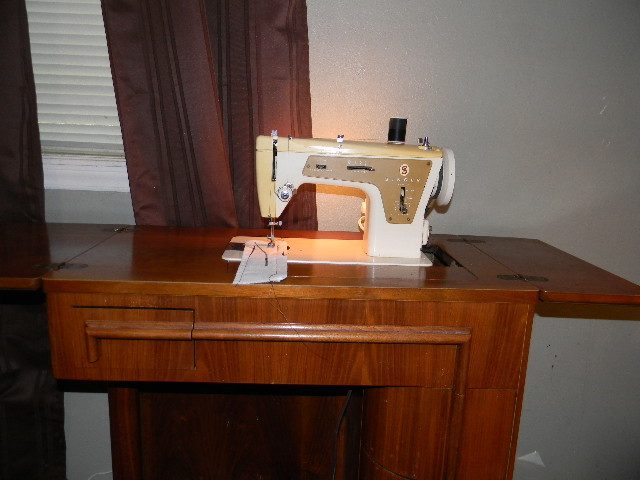model 237 singer fashion mate sewing machine