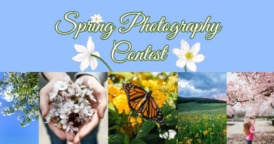 Spring Photography Contest